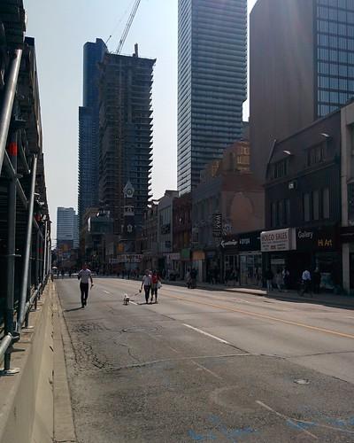 Open Streets (16) #toronto #yongeandwellesley #yongestreet #openstreetsto