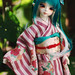 little deer kimono