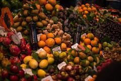 La Boqueria - Barcelona  #barcelona #mercados #ramblas #españa
