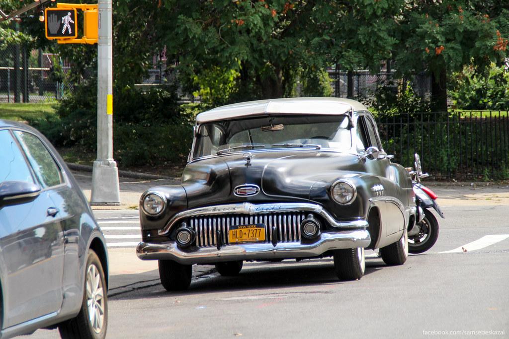 Старые автомобили на улицах Нью-Йорка - 29 samsebeskazal-2119.jpg