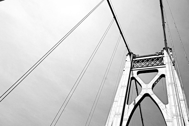 bridge music, Sony ILCE-6000, Sigma 19mm F2.8 [EX] DN