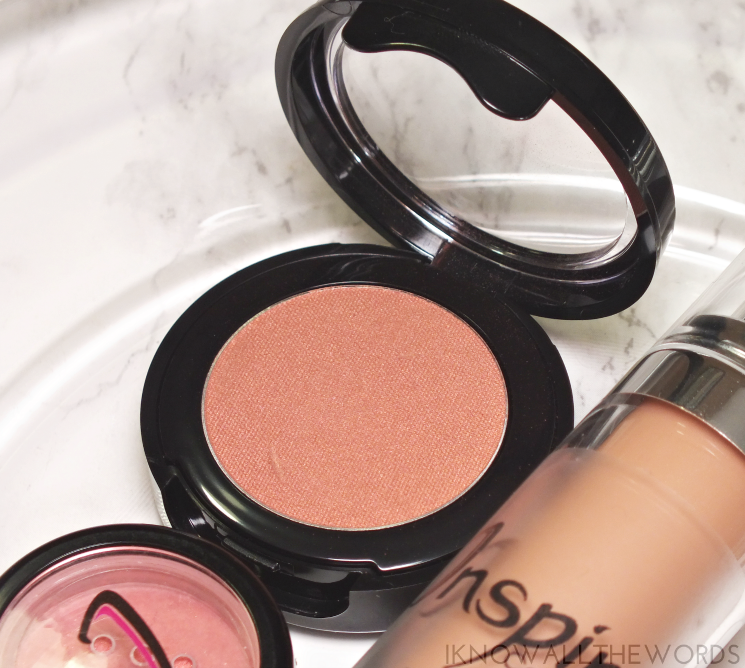 Inspire cosmetics breathless cheeky blush