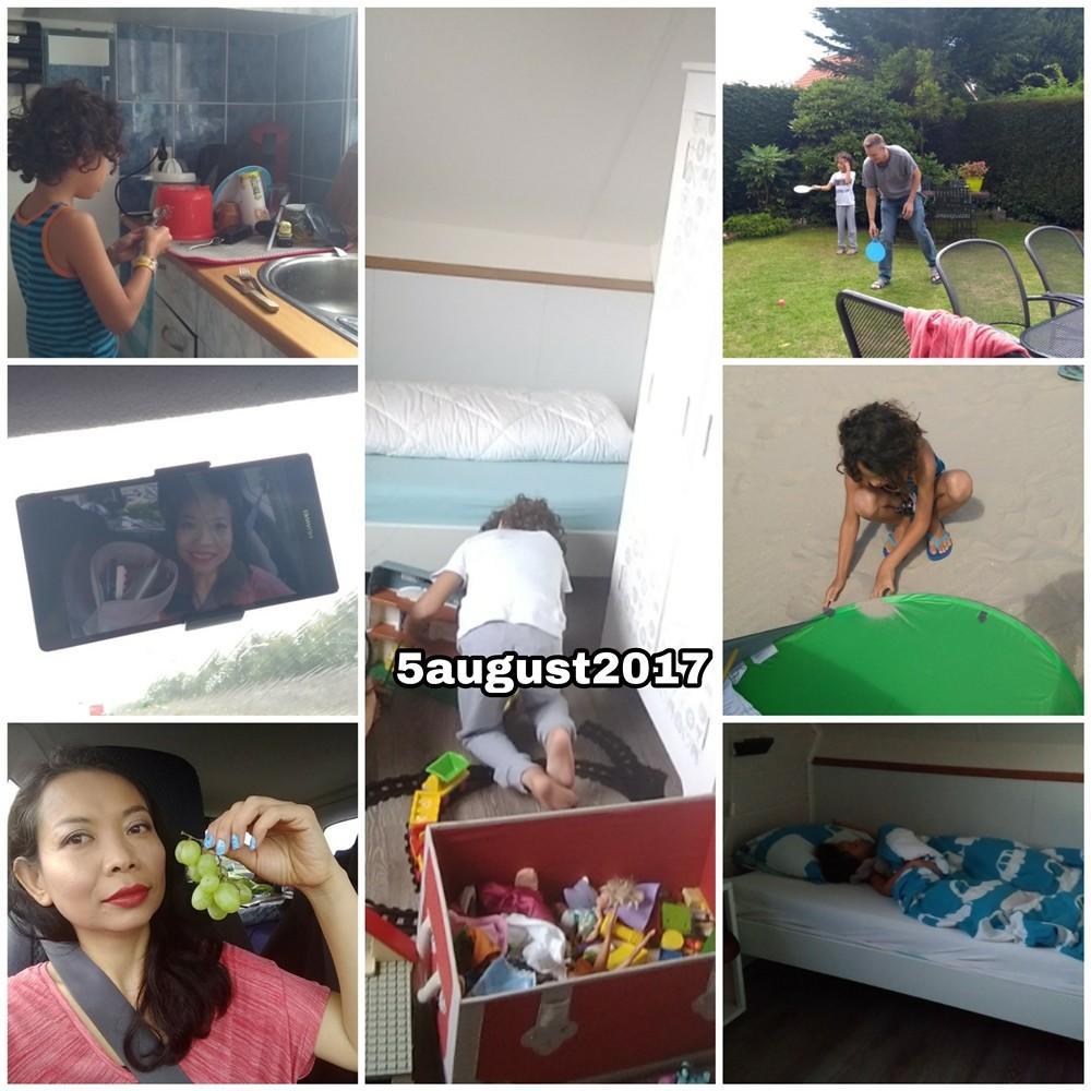 5 august 2017 Snapshot