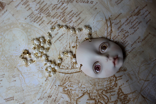 Freaks Circus necklace