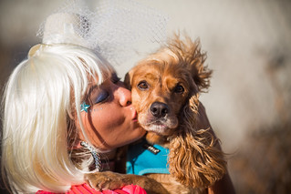 Puppydog Kisses | by Thomas Hawk