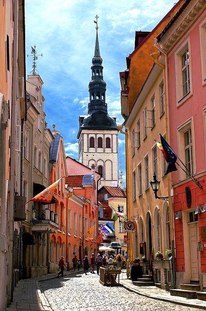 Wanderlust - Tallinn, Estonia