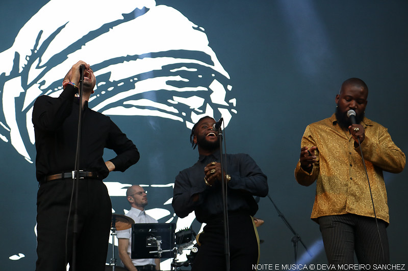 Young Fathers - Vodafone Paredes de Coura '17