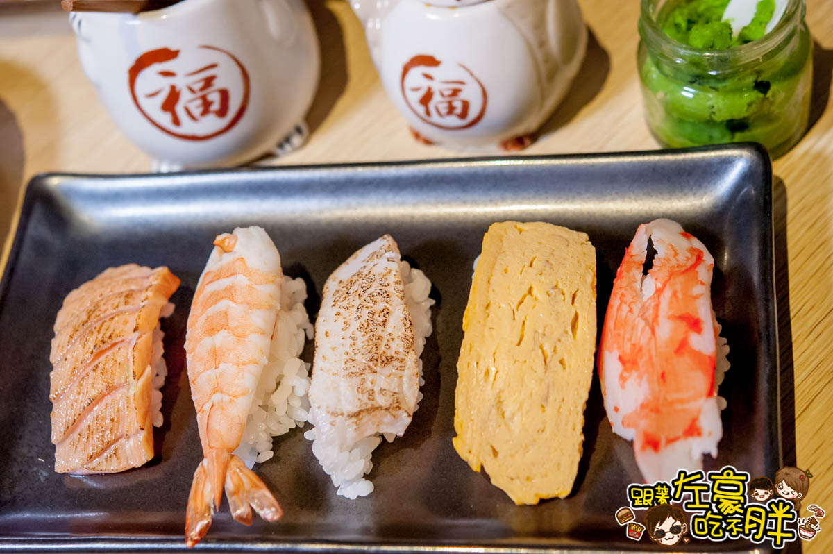 築饌日式料理丼飯壽司-72