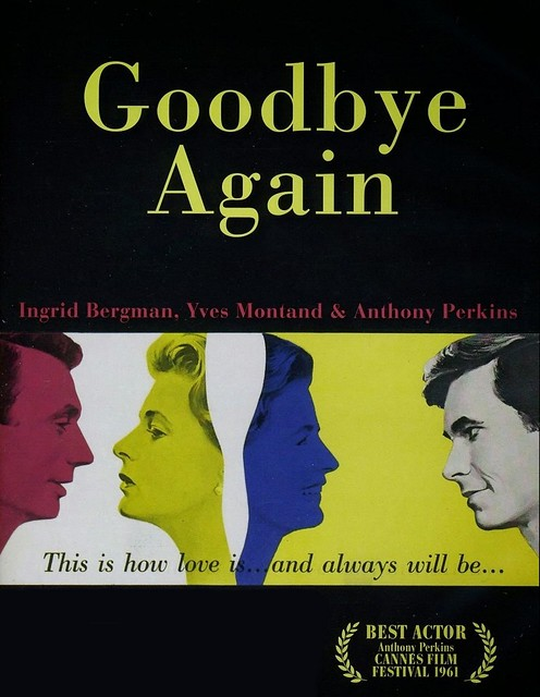 Goodbye Again - Poster 3