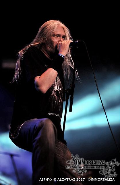ASPHYX @ Alcatraz Hard Rock & Metal Festival 2017 36090919023_0fdec30f15_z