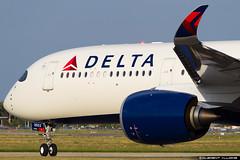 Delta Air Lines Airbus A350-941 cn 135  N502DN