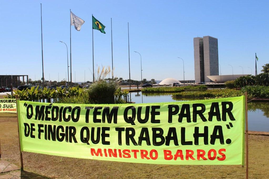 2017 Movimento Fora, Barros!