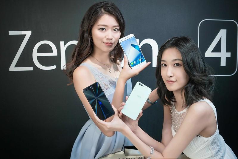 ASUS ZenFone 4的120°超廣角鏡頭,無論團體照或壯麗景色,都能忠實呈現一覽無遺