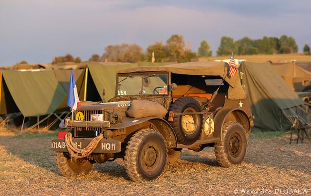 Dodge WC56 Command Car