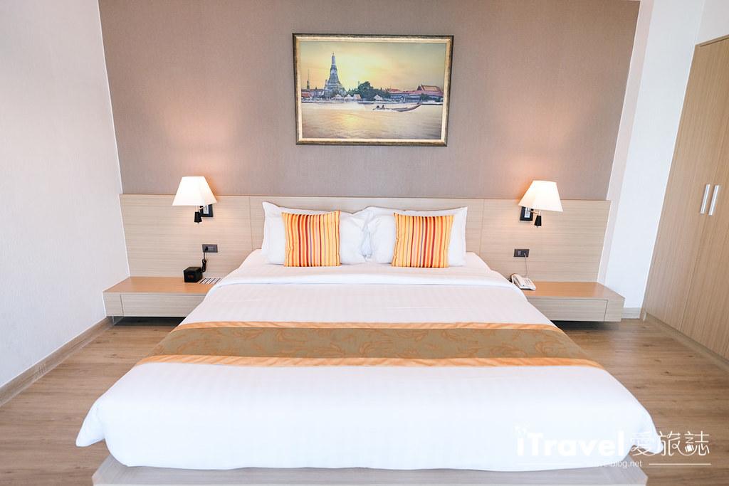 芭达雅埃德尔菲饭店 Adelphi Pattaya Hotel (12)