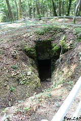 Old artillery Building - Tranchée de Calonne