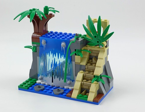 LEGO City Jungle 60160 Jungle Mobile Lab 31