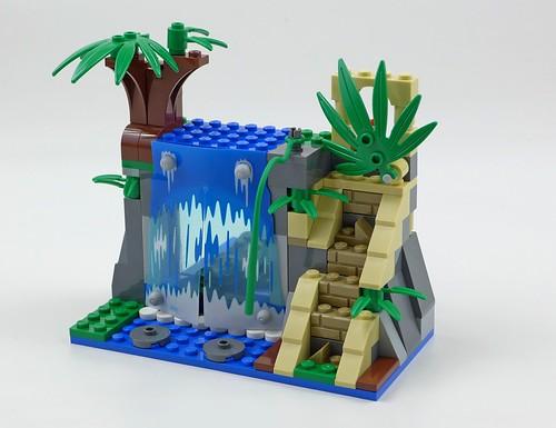LEGO City Jungle 60160 Jungle Mobile Lab 31