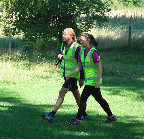parkrun 153 - dom and charlotte