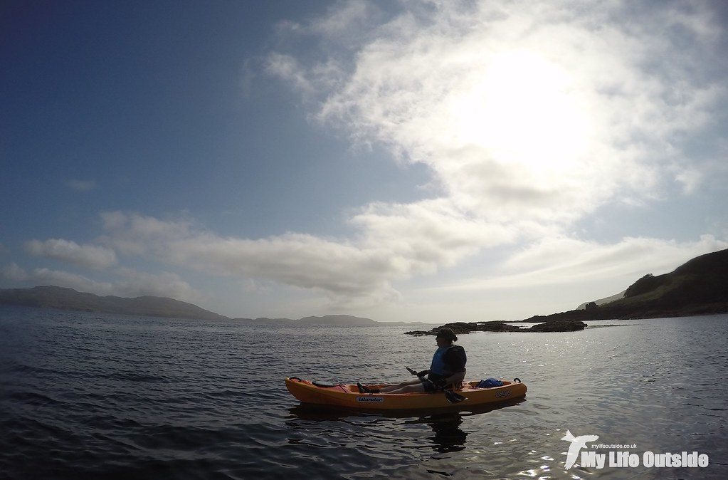 GOPR0194 - Torloisk by Kayak, Isle of Mull