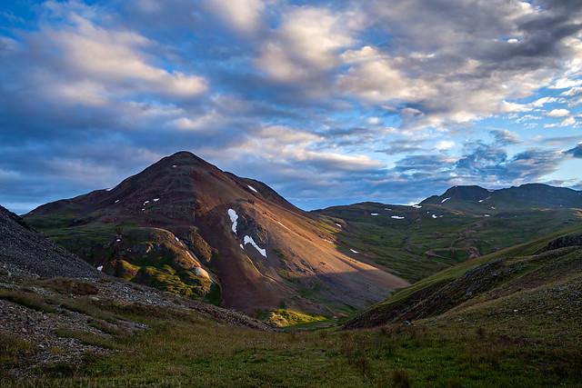 Houghton Mountain Sunset