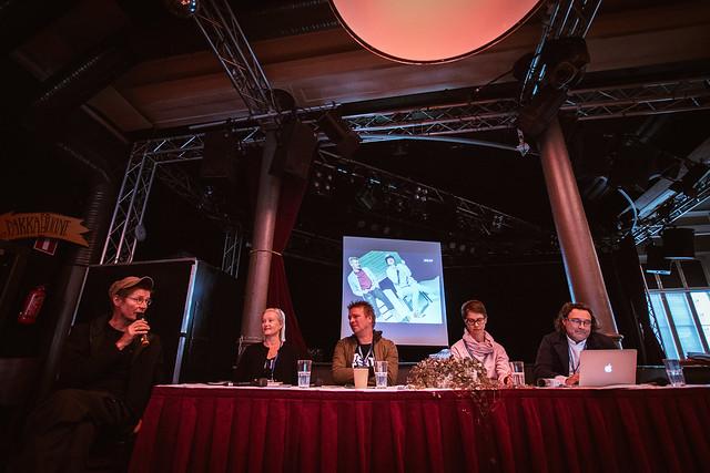 Tiedotustilaisuus / Press Conference MO 7.8., Nikon D7200, Sigma 10-20mm F3.5 EX DC HSM