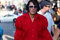 Elvis on Beale