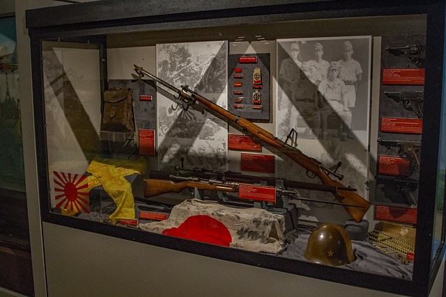 Japanese WWII Artifacts
