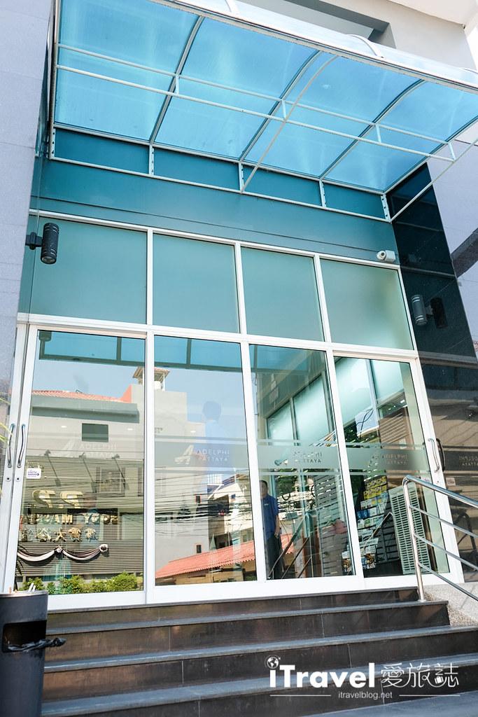 芭达雅埃德尔菲饭店 Adelphi Pattaya Hotel (3)