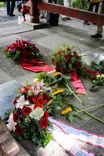 Hiroshima-Gedenken in Berlin 2017