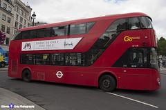 Wrightbus NRM NBFL - LTZ 1118 - LT118 - Go Ahead London - London 2017 - Steven Gray - IMG_0354