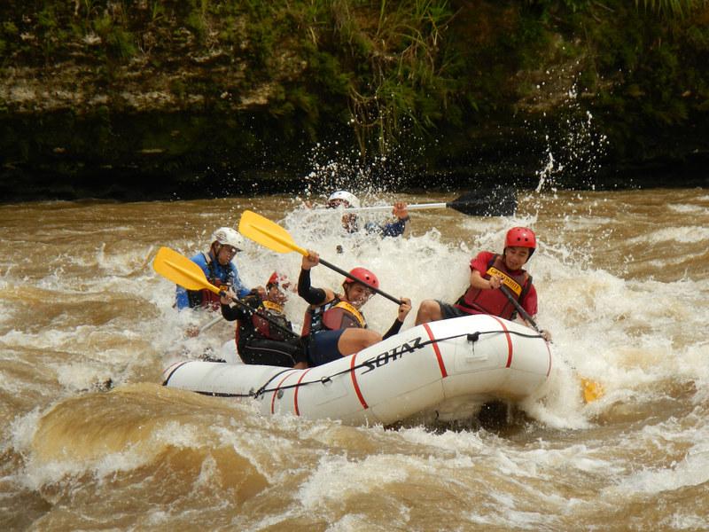 Rafting in Cagayan