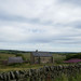 Lonely house on the moors. If these are moors.
