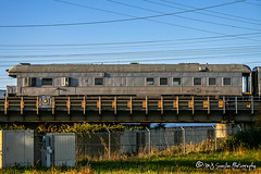 BNSF 85 | Business Car | BNSF Thayer South Subdivision