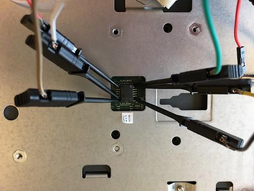 SPI flash probes