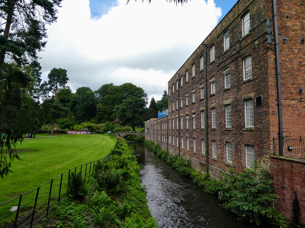 Quarry Bank Mill, Wilmslow