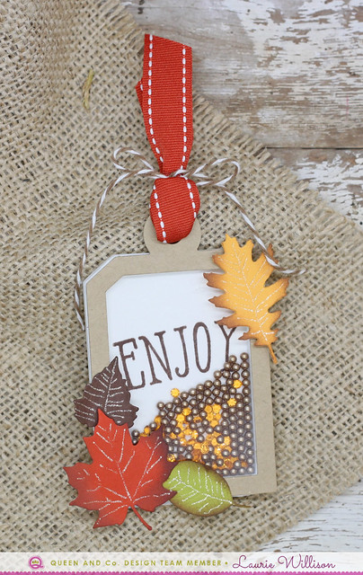 Queen and Co Fall Tags