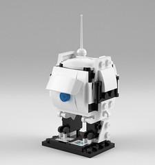 [LDD] BrickHeadz Portal 2: ATLAS