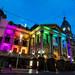 Rainbow Town hall