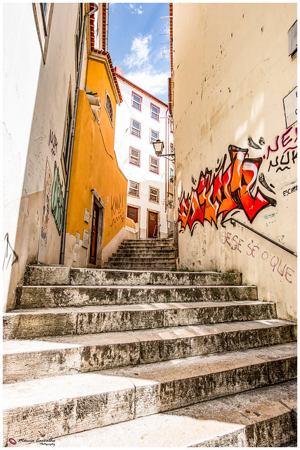 Back to the city that saw me grow! - Beco das Cruzes - Coimbra - Portugal - D81_8995