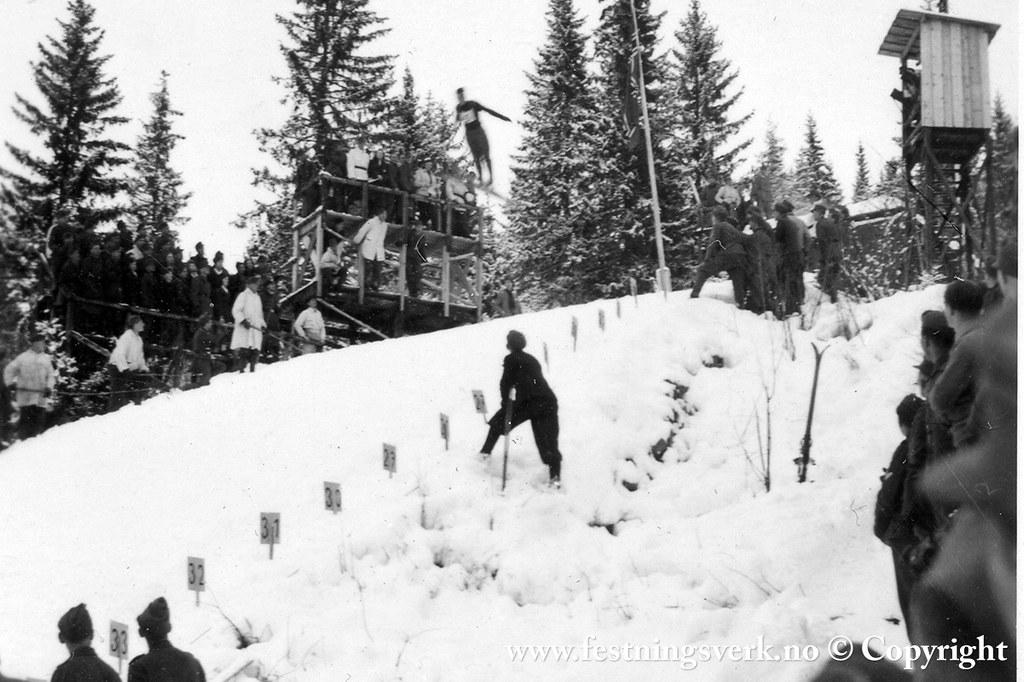 Gamle Lysgårdsbakken Lillehammer (2575)