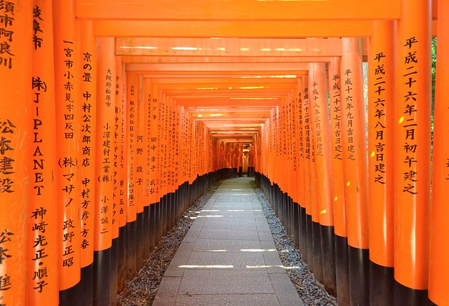 japan itinerary travel guide fushimi inari shrine
