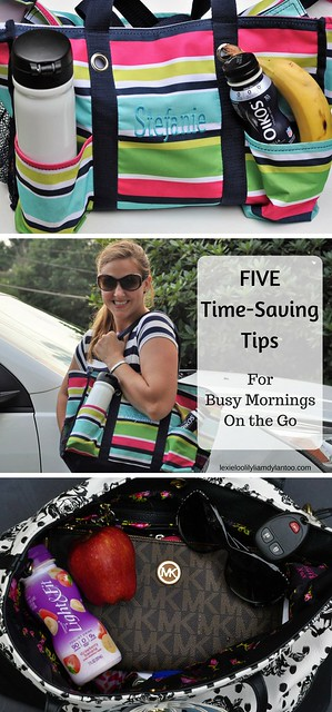 Five Time-Saving Tips for Busy Mornings On The Go #Sponsored #DannonAtWM @lightandfit @oikos
