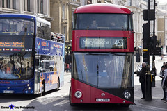 Wrightbus NRM NBFL - LTZ 1288 - LT288 - Marylebone 453 - Go Ahead London - London 2017 - Steven Gray - IMG_5931