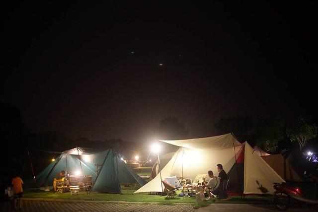 20170908 不露 會blue #歐北露 #campinglife #soulwhattent #8+cotton #2017TCA木作營