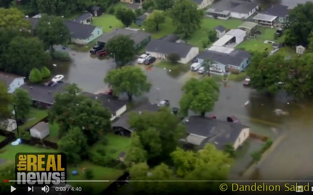 Hurricane Harvey Devastates Houston + Catastrophic Flooding Hits Houston