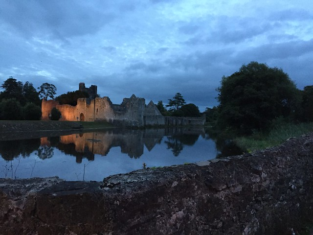 Desmond Castle in the Evening