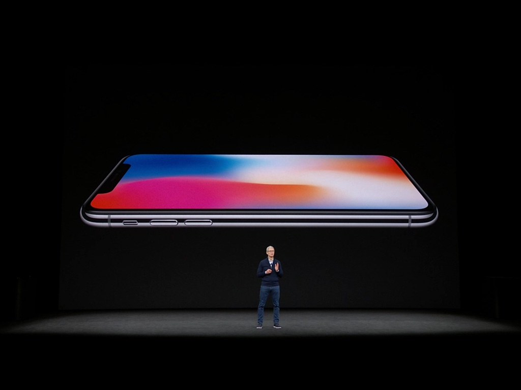 Apple presentation sharp