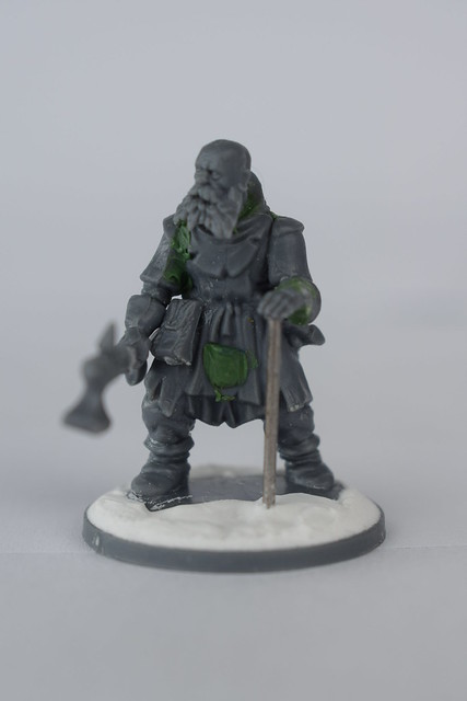 Triple Sprue Challenge - Chris' Wizard