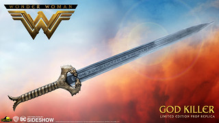 成為女神的第一步?!Factory Entertainment 神力女超人【弒神者】Wonder Woman God Killer Sword 道具複製品